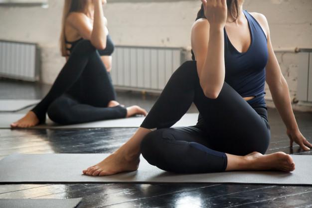 yoga indenfor