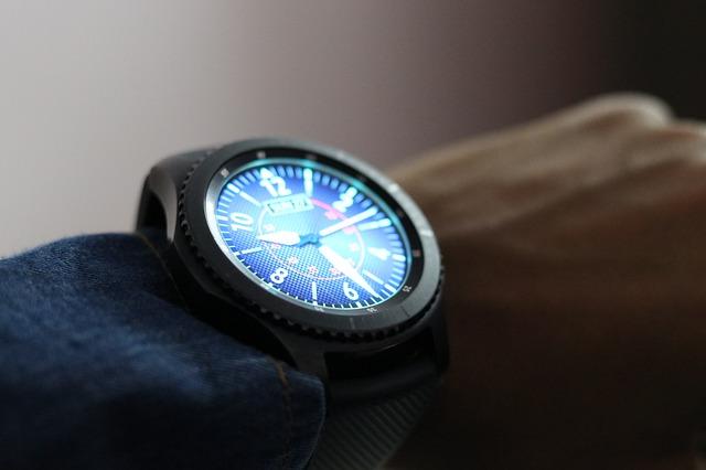 Smartwatch til mænd