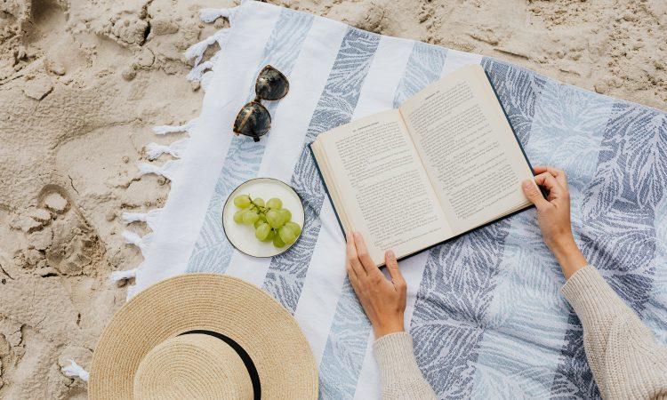 strandtæppe