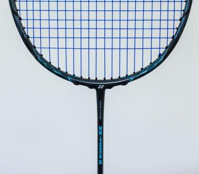 badminton udstyr