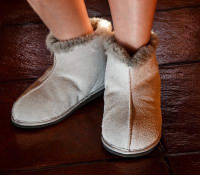 new feet hjemmesko
